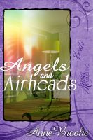 Cover for 'Angels and Airheads'