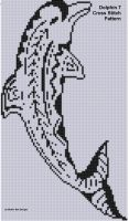Cover for 'Dolphin 7 Cross Stitch Pattern'