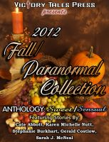 Cover for '2012 Fall/Paranormal Collection'