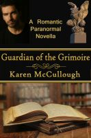Cover for 'Guardian of the Grimoire'