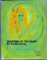 Cover for 'Whispers of the Heart'