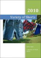 Cover for 'Variety of Shorts: Collection of 'Short' Works'