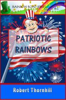 Cover for 'Patriotic Rainbows'