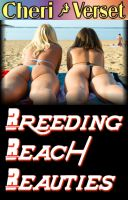 Cover for 'Breeding Beach Beauties (hypno revenge mind control erotica)'