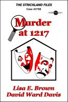 Cover for 'Murder at 1217 - Lisa E. Brown & David Ward Davis'