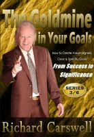 Cover for 'The Goldmine in Your Goals'