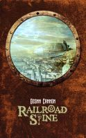 Cover for 'Railroad Spine'
