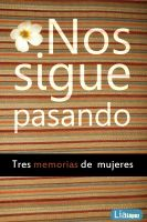 Cover for 'Nos sigue pasando'