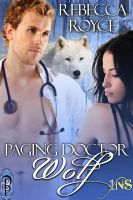 Cover for 'Paging Doctor Wolf'