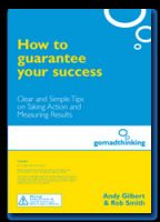 Cover for 'How to guarantee your success'