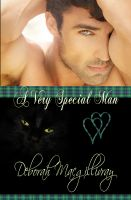 Cover for 'A Very Special Man'