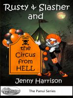 Cover for 'Rusty & Slasher and the Circus from Hell'