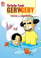 Cover for 'Christian Comic - Gery and Geby - Season 1 : Matthew - Episode 2'