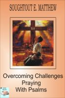 Cover for 'Overcoming Challenges Praying With Psalms'