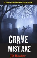 Cover for 'Grave Mistake'