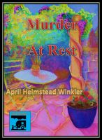 Cover for 'Murder at Rest'