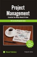 Cover for 'Project Management Essentials You Always Wanted To Know'