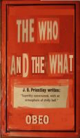 Cover for 'The Who And The What'
