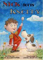 Cover for 'Nick Meets Knobby'