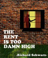 Cover for 'The Rent is Too Damn High'