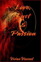 Cover for 'Love, Lust and Passion'