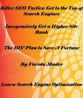 Cover for 'Killer SEO Tactics: Get to the Top of Search Engines'