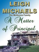 Cover for 'A Matter of Principal'