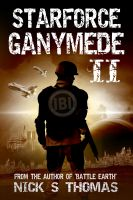 Cover for 'Starforce Ganymede II'