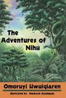 Cover for 'The Adventures of Nihu'