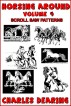 Horsing Around - Volume 4 - Scroll Saw Patterns by Charles Dearing
