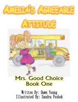 Cover for 'Amelia's Agreeable Attitude'