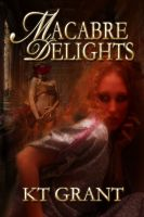 Cover for 'Macabre Delights'