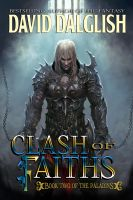 Cover for 'Clash of Faiths (The Paladins #2)'
