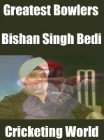 Cover for 'Greatest Bowlers: Bishan Singh Bedi'