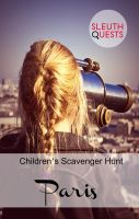 Cover for 'Children's Scavenger Hunt – Paris'