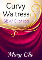 Cover for 'Curvy Waitress: BBW Erotica'