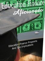 Cover for 'Education Finance Aficianado'