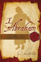 Cover for 'I, Abraham'