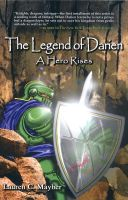 Cover for 'The Legend of Darien: A Hero Rises'