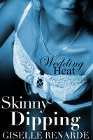 Cover for 'Wedding Heat: Skinny Dipping'