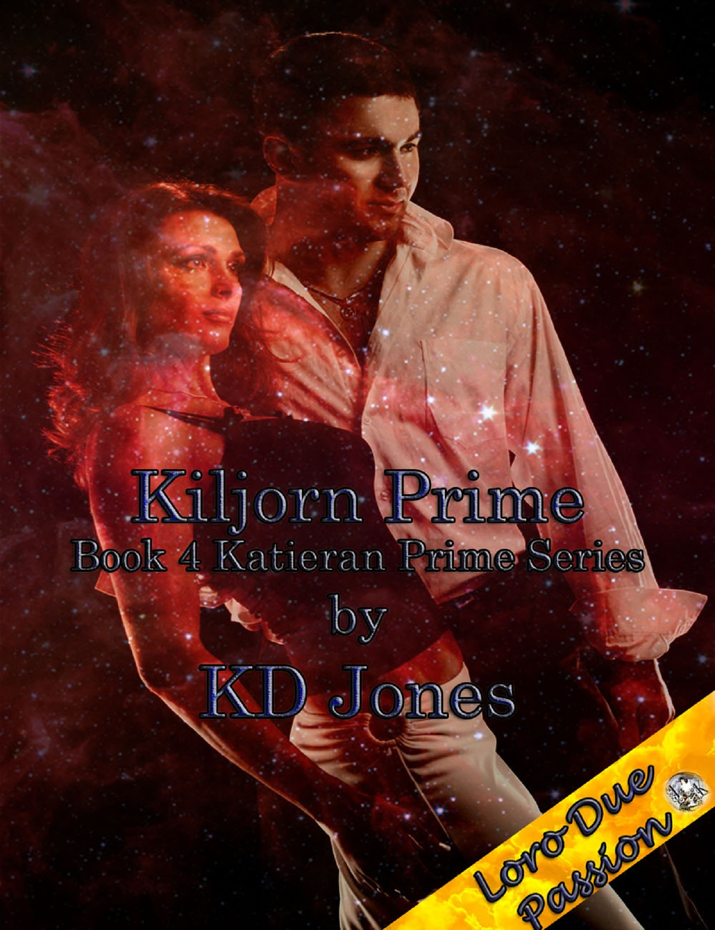 K.D. Jones - Kiljorn Prime