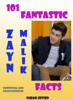 Cover for '101 Fantastic Zayn Malik Facts'