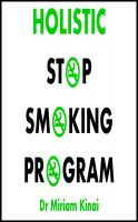 Cover for 'Holistic Stop Smoking Program'