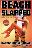Cover for 'Beach Slapped: A Surfland Novel'