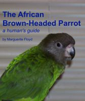 Cover for 'African Brown-Headed Parrot: A Human's Guide'