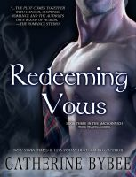 Cover for 'Redeeming Vows'