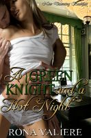 Cover for 'A Green Night and a Hot Night [An Erotic Halloween Story]'