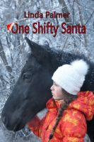 Cover for 'One Shifty Santa'