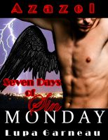 Cover for 'Azazel, Seven Days of Sin: Monday'