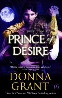 Cover for 'Prince of Desire (Royal Chronicles)'